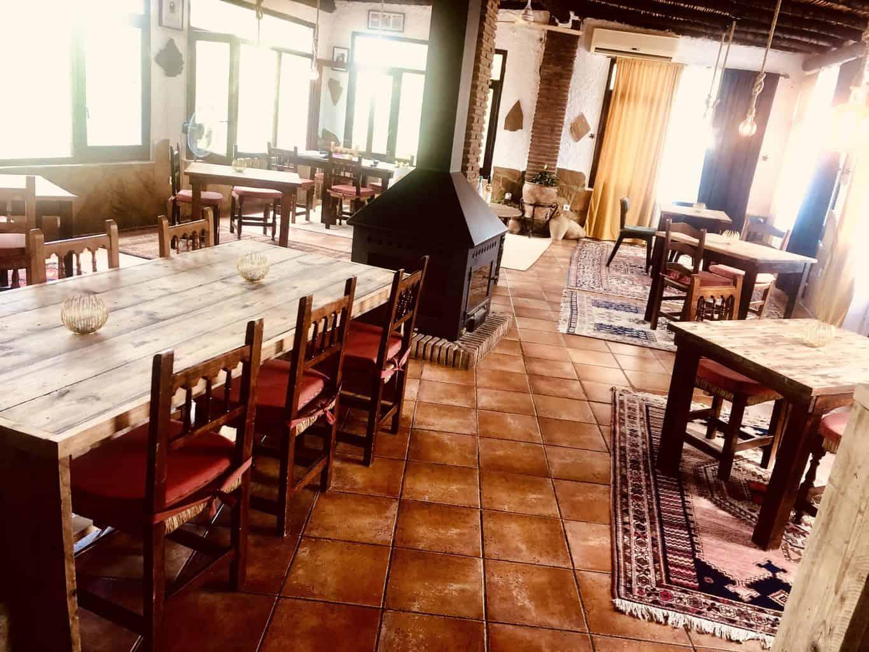 Restaurante Cortijo Veleta